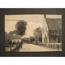 Meliskerke 1911 - dorpsstraat - boer