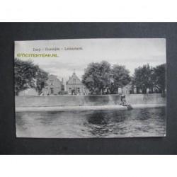 Lekkerkerk 1916 - Dorp - Oostzijde