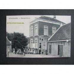 Stavenisse ca. 1910 - gemeentehuis