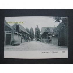 Stavenisse ca. 1910 - groet uit