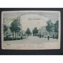Breda 1901 - Nieuwe Ginnekenstraat