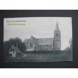 Noordeloos ca. 1900 - groet uit - kerk