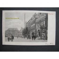 Haarlem 1902 - Grote Markt
