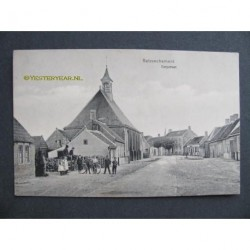 Retranchement 1910 - Dorpstraat