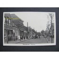 Ossendrecht 1939 - Dorpstraat