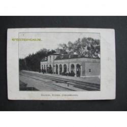 Putten ca. 1900 - Station