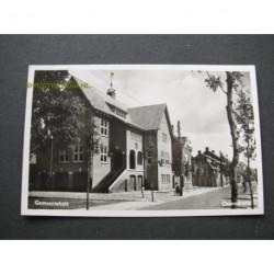 Ossendrecht 1950 - gemeentehuis