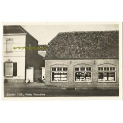 Zundert 1948 - Wobu warenhuis