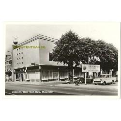 Zundert ca. 1960 - Hotel Mont Blanc Molenstraat