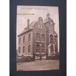 Bergeijk ca. 1925 - het nieuwe raadhuis