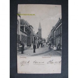 Doesburg 1906 - Gasthuisstraat