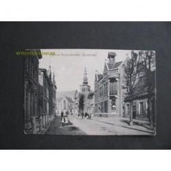 Zevenbergen ca. 1915 - Post- en Telegraafkantoor
