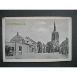 Moergestel ca. 1920 - Kerkstraat
