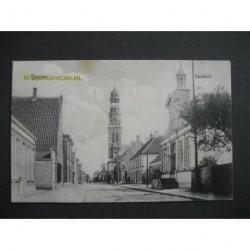 Dongen 1909 - raadhuis