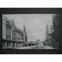Tilburg 1925 - Lange Nieuwstraat -