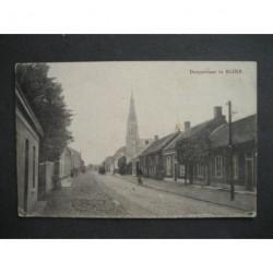 Rijen 1917 - Dorpsstraat