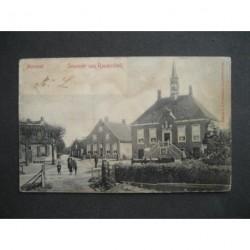 Raamsdonk ca. 1910 - Molenpad