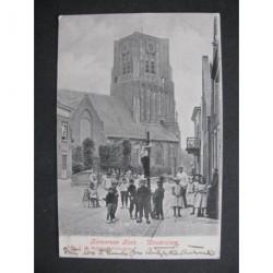 Woudrichem 1900 - Hervormde Kerk