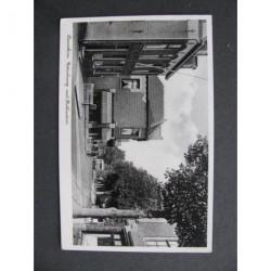 Bennekom ca. 1945 - Edescheweg met postkantoor