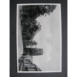 Vught ca. 1930 - Helvoirtseweg met Gemeentetoren