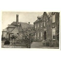 Eersel ca. 1940 - Klooster en Koloniehuis