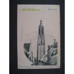 Amersfoort 1902 - Lieve Vrouwetoren