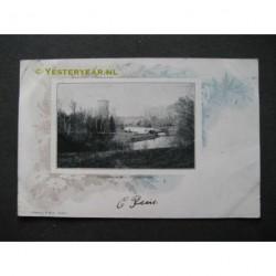 Groningen 1900 - Sterrebosch