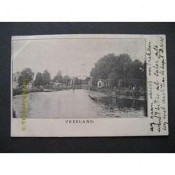 Vreeland 1900 - rivier-boot-brug