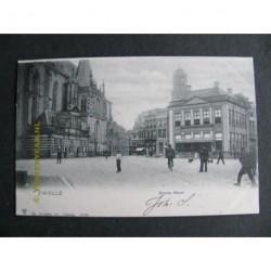 Zwolle 1902 - Groote Markt