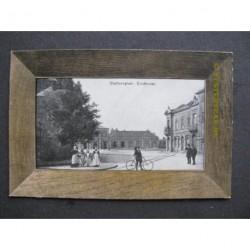 Eindhoven ca. 1905 - Stationsplein
