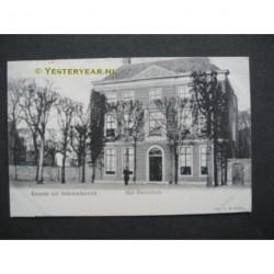 Schoonhoven ca. 1900 - Het Doelenhuis