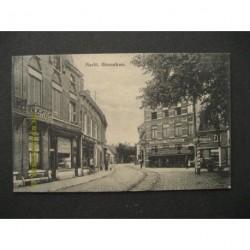 Ginneken 1916 - Markt