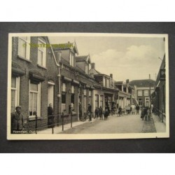 Oud Vossemeer ca. 1930 - Voorstraat