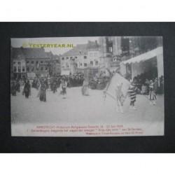 Maastricht 1909 - Optocht - Banierdragers