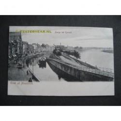Maastricht ca. 1900 - Langs het Kanaal