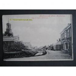 Middelstum 1900 - Gereformeerde kerk
