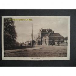 Tiel 1929 - Station