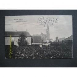 Puiflijk 1913 - gezicht op Kerkstraat
