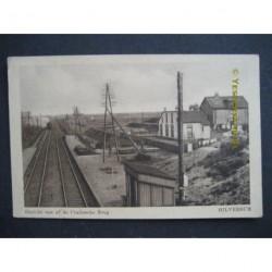 Hilversum ca. 1920 - gezicht vanaf de Crailosche Brug
