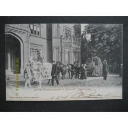 Barneveld 1904 - Jan van Schaffelaarfeesten-Heksenwagen