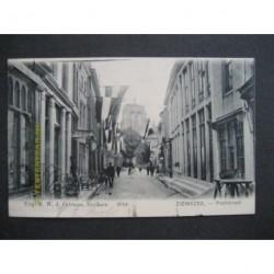 Zierikzee 1908 - Poststraat