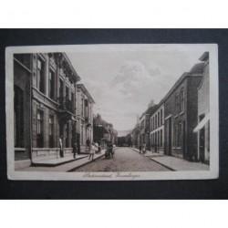 Zevenbergen 1920 - Stationsstraat