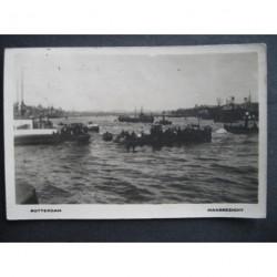 Rotterdam 1928 - Maasgezicht - fotokaart