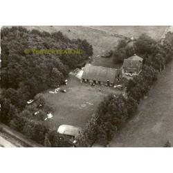 Heeze 1970 - Kampeeroord - luchtfoto