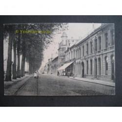 Tilburg 1906 - Spoorlaan