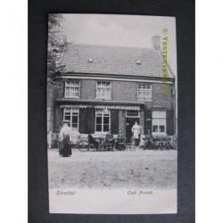 Oirschot ca. 1910 - Markt Cafe Princee