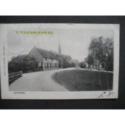 Kesteren 1906 - Dorpsgezicht