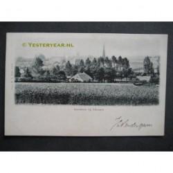Groesbeek ca. 1900 - panorama