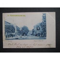 Zandwijk -Grote Brugse Grintweg Tiel 1900