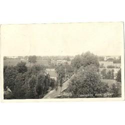 Tienhoven 1937 - vogelvlucht - fotokaart
